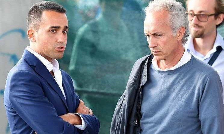 Luigi Di Maio M5S Marco Travaglio Fatto Quotidiano Notav