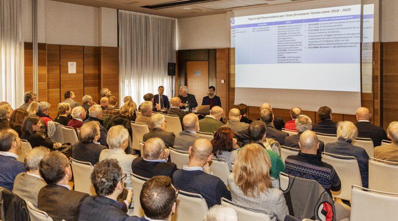 riunione 22 gennaio osservatorio Torino-Lione