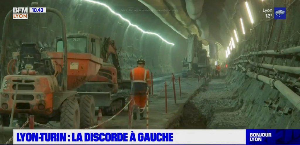 Torino-Lione discordia a sinistra in Francia