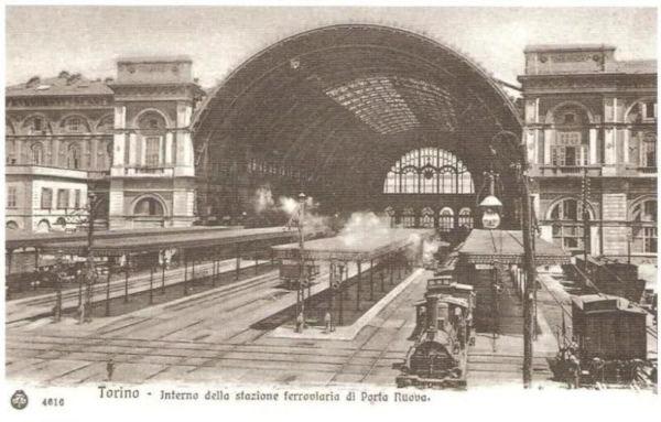Lavori costruzione Torino Porta Nuova